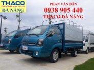 Bán xe tải Kia K200 thùng mui bạt, tải trọng 990kg, 1490kg, 1990kg đời mới Euro4, hỗ trợ tư vấn trả góp giá 343 triệu tại Đà Nẵng