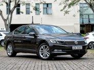 Bán xe Volkswagen Passat E đời 2019, màu đen, nhập khẩu chính hãng giá 1 tỷ 699 tr tại Tp.HCM