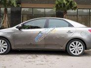 Cần bán Kia Cerato 1.6 AT năm sản xuất 2011, màu xám, nhập khẩu nguyên chiếc giá cạnh tranh giá 438 triệu tại Hà Nội