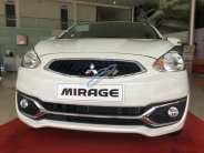 Bán Mitsubishi Mirage CVT sản xuất 2019, màu trắng, nhập khẩu nguyên chiếc tại Đà Nẵng - LH 0931911444 giá 450 triệu tại Đà Nẵng