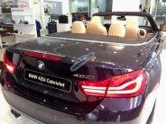 Cần bán BMW 4 Series 420i Convertible sản xuất năm 2018, màu xanh lam, xe nhập giá 2 tỷ 799 tr tại Tp.HCM