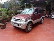 Cần bán xe Daihatsu Terios 1.3AWD sản xuất 2006, màu đỏ, xe nhập giá 193 triệu tại Hà Nội