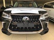 Bán Lexus LX Super Sport đời 2019, màu đen, nhập khẩu giá 9 tỷ 180 tr tại Hà Nội