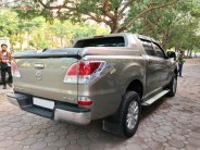 Chính chủ bán Mazda BT 50 3.2L 4x4 AT 2015, màu vàng, nhập khẩu giá 595 triệu tại Hà Nội