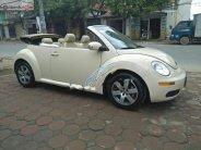 Bán xe Volkswagen New Beetle 2.5 AT đời 2006, màu kem (be), nhập khẩu   giá 480 triệu tại Hà Nội