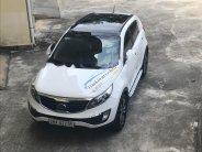 Cần bán gấp Kia Sportage 2.0 AT sản xuất 2012, màu trắng, xe nhập chính chủ giá 600 triệu tại Hà Nội