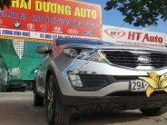 Bán xe Kia Sportage AT sản xuất năm 2011, màu trắng, nhập khẩu   giá 565 triệu tại Hà Nội