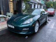 Cần bán Porsche Panamera năm 2010 năm 2010, màu xanh, nhập khẩu giá 1 tỷ 690 tr tại Tp.HCM
