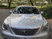 Cần bán Lexus LS 460L sản xuất 2008, màu bạc, xe nhập như mới giá 1 tỷ 350 tr tại Cần Thơ