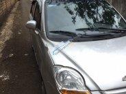 Cần bán lại xe Chevrolet Spark LT 1.0 MT Super đời 2010, màu bạc, xe gia đình giá 135 triệu tại Gia Lai