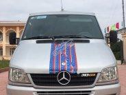Bán xe Mercedes Sprinter 313 đời 2011, màu bạc, xe gia đình giá 465 triệu tại Hà Nội