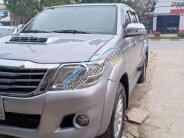 Cần bán lại xe Toyota Hilux 2015, màu bạc, nhập khẩu như mới giá 565 triệu tại Nghệ An