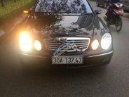 Bán Mercedes đời 2003, màu đen, Đk 2004 giá 275 triệu tại Hà Nội