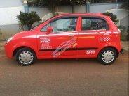 Cần bán gấp Chevrolet Spark sản xuất năm 2009, màu đỏ, nhập khẩu giá 130 triệu tại Gia Lai
