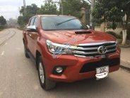 Cần bán lại xe Toyota Hilux đời 2016, màu đỏ, giá chỉ 725 triệu giá 725 triệu tại Thái Nguyên
