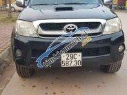 Cần bán lại xe Toyota Hilux 3.0MT đời 2009, màu đen, nhập khẩu số sàn, giá 375tr giá 375 triệu tại Bắc Giang
