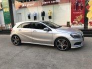 bán chiếc Mercedes A250 AMG 2015 màu bạc  giá 865 triệu tại Tp.HCM