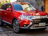 Bán Mitsubishi Outlander sản xuất năm 2018, màu đỏ, nhập khẩu nguyên chiếc giá 808 triệu tại Đà Nẵng