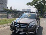 Cần bán gấp Mercedes GLK 250 đời 2015, màu nâu giá 1 tỷ 230 tr tại Tp.HCM
