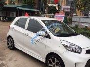 Cần bán xe Kia Morning Si sản xuất 2015, màu trắng, số sàn giá 295 triệu tại Hà Nội