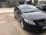 Bán Toyota Corolla altis sản xuất 2009, màu đen   giá 365 triệu tại Thanh Hóa