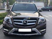 Mercedes GLK250 AMG sản xuất 2014 màu nâu, biển Hà Nội, biển đẹp, xe đăng ký tên tư nhân chính chủ giá 1 tỷ 260 tr tại Hà Nội