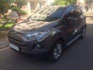 Cần bán xe Ford Ecosport Titanium sản xuất 2015, màu nâu, số tự động, biển Sài Gòn giá 505 triệu tại Tp.HCM