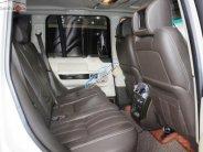 Bán LandRover Range Rover Autobiography 5.0 đời 2009, màu trắng, xe nhập   giá 1 tỷ 700 tr tại Tp.HCM