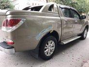 Bán Mazda BT 50 bán tải, động cơ 3.2 cm3, số tự động, 2 cầu, màu vàng cát, biển chính chủ tôi Hà Nội giá 515 triệu tại Hà Nội