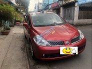 Cần bán xe Nissan Tiida 2008, màu đỏ, xe còn đẹp giá 290 triệu tại Tp.HCM