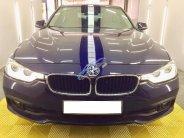 Bán BMW 320i LCI model 2017, màu đen/kem, đăng ký cuối 2017, biển Hà Nội giá 1 tỷ 269 tr tại Hà Nội