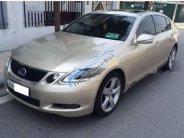 Cần bán gấp Lexus GS 350 2009, màu vàng giá 815 triệu tại Hà Nội