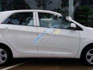 Cần bán gấp Kia Morning đời 2018, màu trắng số sàn giá cạnh tranh giá 299 triệu tại Phú Thọ