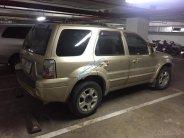 Bán Ford Escape AT 2004, màu vàng, nhập khẩu nguyên chiếc số tự động giá 350 triệu tại Hà Nội