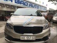 Bán Kia Sedona 3.3 số tự động, máy dầu, chính chủ từ mới chạy đúng 3,9 vạn km giá 1 tỷ 35 tr tại Hà Nội