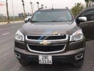 Bán xe Chevrolet Colorado LTZ 2.8 - 4x4 màu nâu (Số sàn - máy dầu), ký lần đầu 6/2015 giá 510 triệu tại Hà Nội