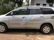 Cần bán xe Toyota Innova G đời 2010, màu bạc xe gia đình giá 385 triệu tại Đắk Lắk