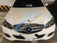 Bán Mercedes E200 2015, màu trắng, xe nhập, số tự động giá 1 tỷ 450 tr tại Hà Nội