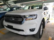 Bán Ford Ranger XLS 2.2L AT đời 2018, màu trắng giá cạnh tranh giá 650 triệu tại Tp.HCM
