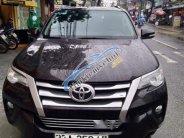 Cần bán lại xe Toyota Fortuner sản xuất năm 2017, màu đen, xe nhập giá 1 tỷ 50 tr tại Đà Nẵng
