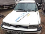 Cần bán lại xe Honda Accord đời 1987, màu trắng, nhập khẩu nguyên chiếc giá 48 triệu tại Tp.HCM