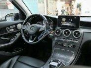 Bán xe Mercedes GLC300 4MATIC năm 2018, màu đen giá 2 tỷ 200 tr tại Hà Nội