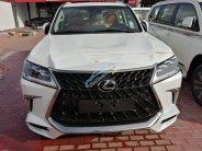 Bán xe Lexus LX 570 năm 2018, màu trắng, xe nhập, xe đẹp nguyên bản giá 2 tỷ tại Tây Ninh