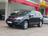Cần bán lại xe Honda CR V 2.4 AT sản xuất năm 2010, màu đen giá cạnh tranh giá 668 triệu tại Phú Thọ