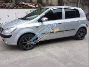 Bán Hyundai Getz sản xuất 2009, màu bạc, nhập khẩu xe gia đình, 180tr giá 180 triệu tại Hà Nội