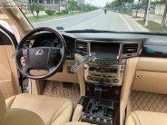 Cần bán lại xe Lexus LX 570 đời 2010, màu trắng, nhập khẩu nguyên chiếc   giá 3 tỷ 50 tr tại Hà Nội