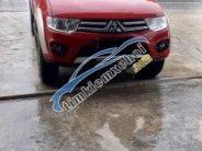 Bán ô tô Mitsubishi Triton năm sản xuất 2014, màu đỏ, giá chỉ 420 triệu giá 420 triệu tại Hà Tĩnh