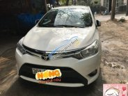 Cần bán Toyota Vios E đời 2014, màu trắng, giá chỉ 383 triệu giá 383 triệu tại Hà Nội