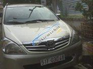 Gia đình bán Toyota Innova 2008, màu vàng cát giá 398 triệu tại Tp.HCM