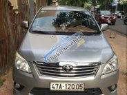 Bán xe Toyota Innova sản xuất năm 2013, màu bạc xe gia đình giá 495 triệu tại Đắk Lắk